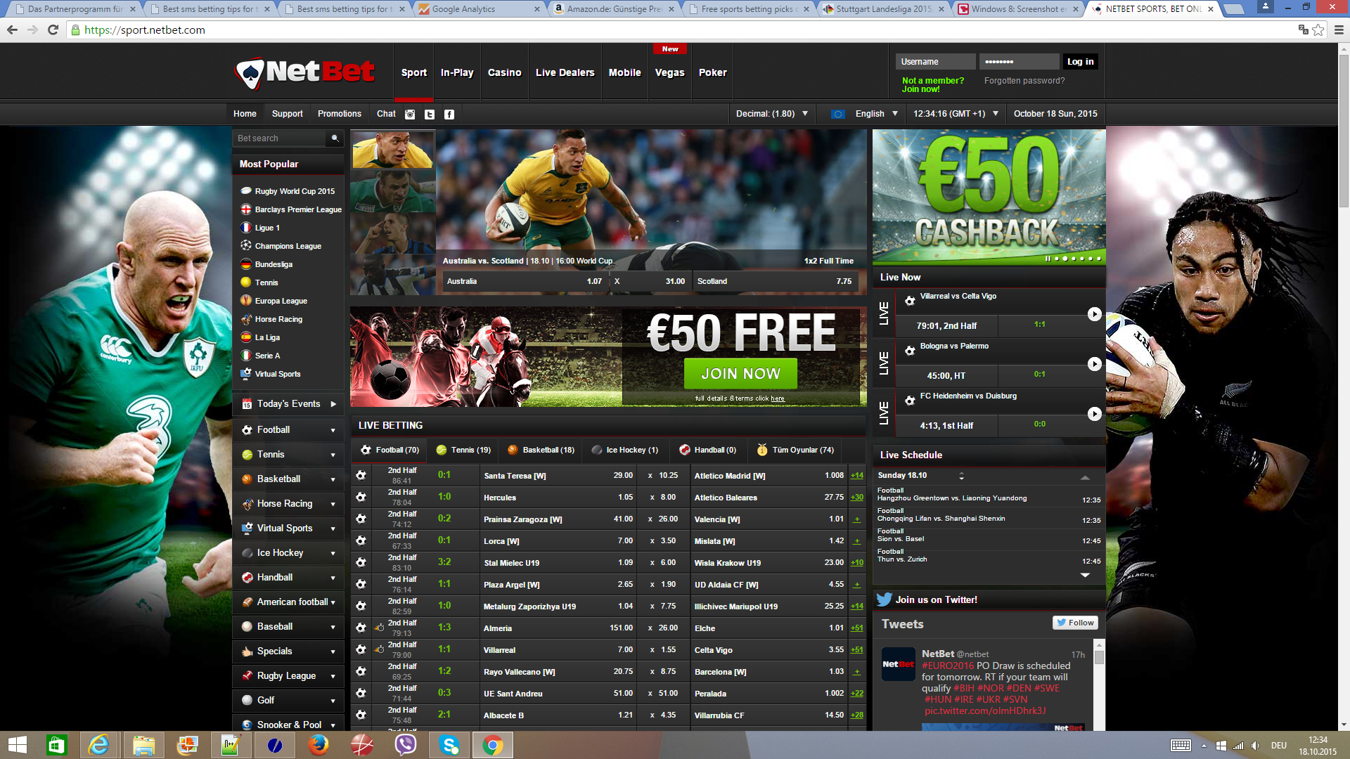 netbet transfer from casino to sports